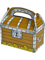 Treasure Chest sweet loot gift box!